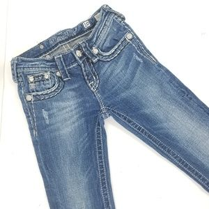 Miss Me jeans boot cut 10